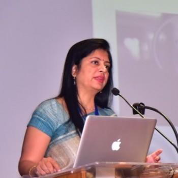 Prof Monica Chaudhry