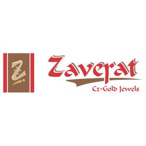 Zaverat CZ Gold Jewels