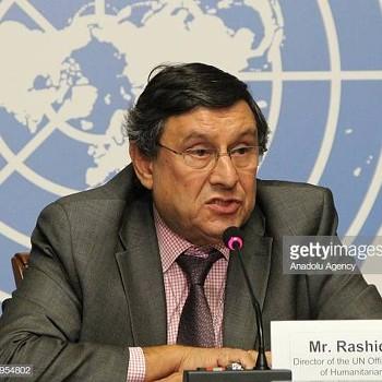 H.E Mr. Rashid Khalikov