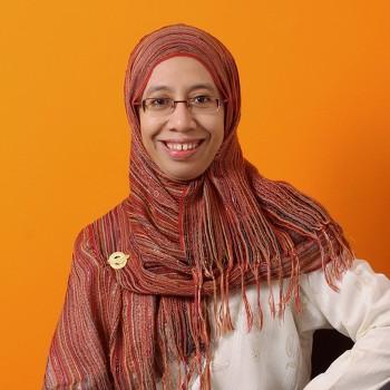 Sharifah Raudhah AlQudsy
