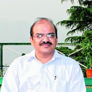 Shri Rajesh Kumar Chaturvedi, IAS