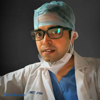 Dr Vineet P Joshi