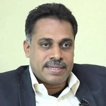 Dr Saji Gopinath